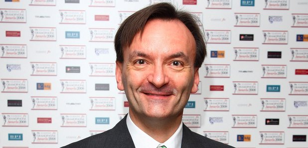 Stephen Hough at The Gramaphone Awards 2008