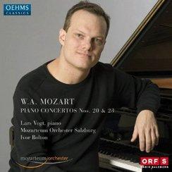 Mozart Piano Concertos No.s 20 & 23
