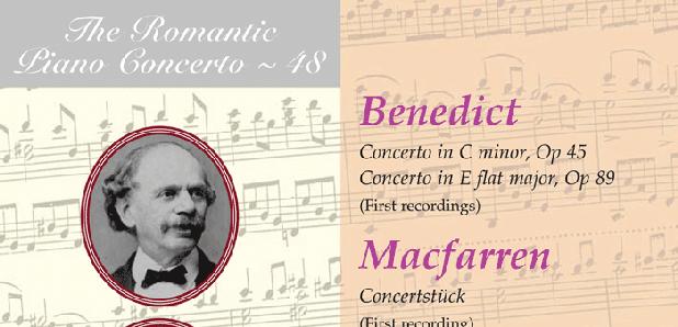 The Romantic Piano Concerto Vol 48