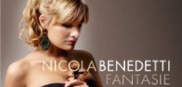 Nicola Benedetti: Fantastie