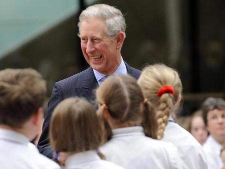 Prince Charles celebrates his 60th Birthday