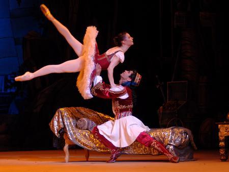 Bolshoi, Royal Opera House