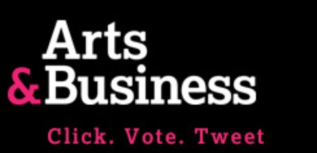 Arts And Business Logo Black