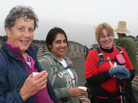Great Wall of China - Finish#2