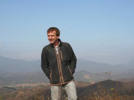 Great Wall of China - Graham