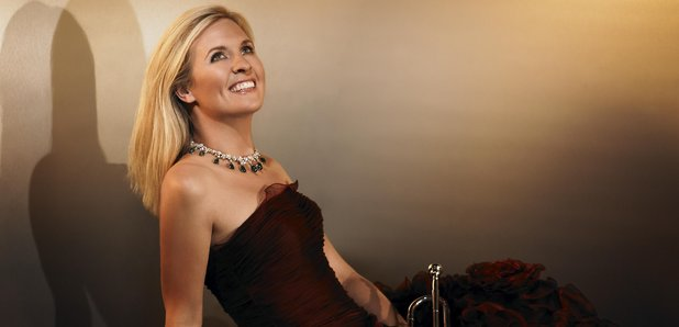 Alison Balsom, Photograph by Sheila Rock
