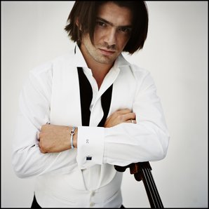 Gautier Capucon, Photograph by Julien Mignot