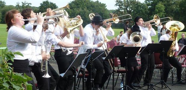 The Schools Proms - Big Phat Brass