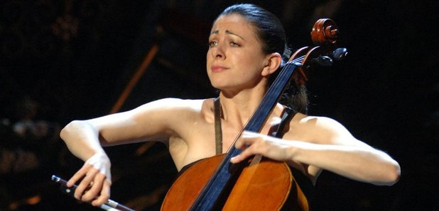 Natalie Clein playing cello