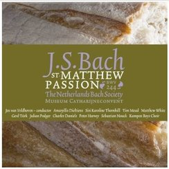 Bach St Matthew Passion Jos van Veldhoven