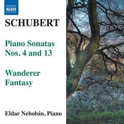 Schubert Piano Sonatas Eldar Nebolsin