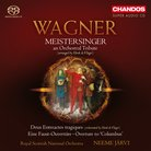 Wagner Meistersinger Jeeme Jarvi Royal Scottish Na