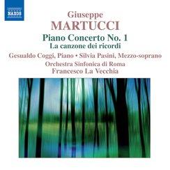 Martucci Piano Concerto No.1; La canzone dei ricor