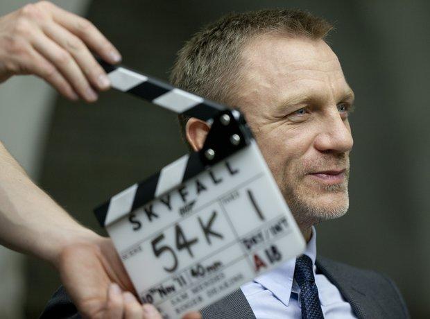 Skyfall Filmstills