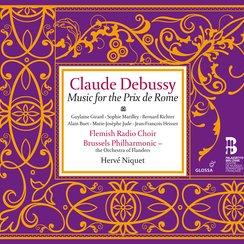 Debussy Music for the Prix de Rome Soloists
