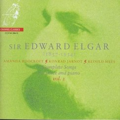 Elgar Complete Songs for Voice and Piano, Vol.2