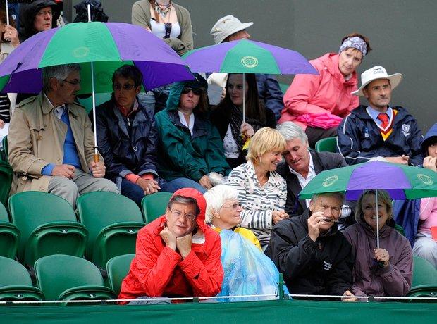 Ian Partridge Tennis