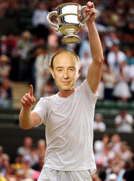 Vladimir Kraynev tennis