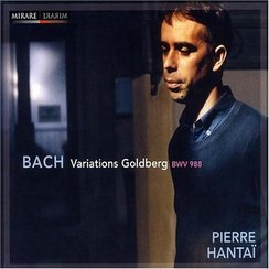 JS Bach Goldberg Variations Pierre Hantaï