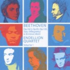 Beethoven String Quartets Endellion