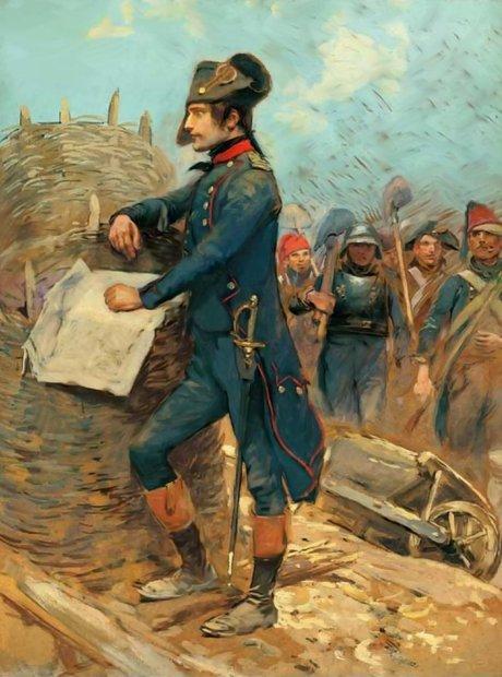 Napoleon Bonaparte Toulon