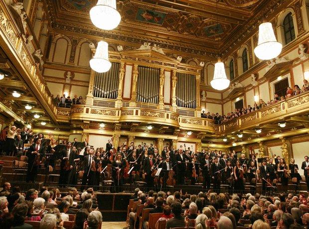 West Eastern Divan Orchestra Barenboim Vienna