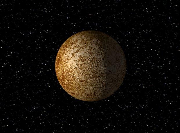 mercury planet holst
