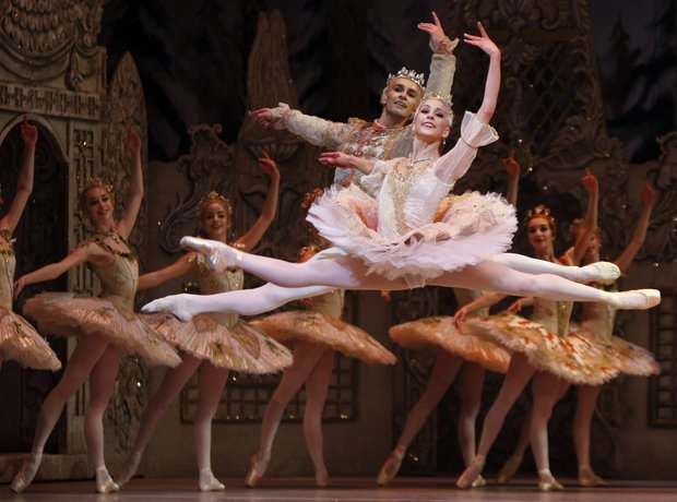 The Nutcracker, Peter Wright ROH