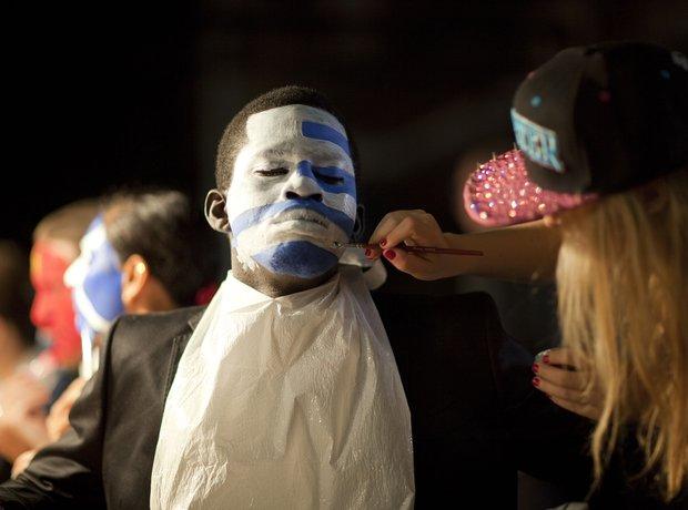 Stockhausen make-up