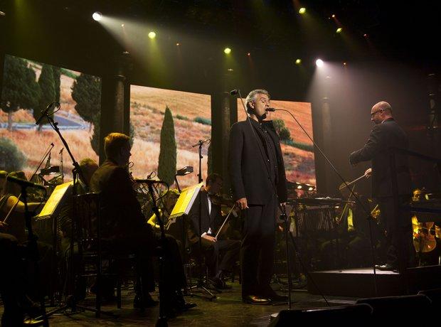 Andrea Bocelli iTunes Festival