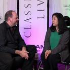 Maya Iwabuchi and Tim Lihoreau Classic FM Live
