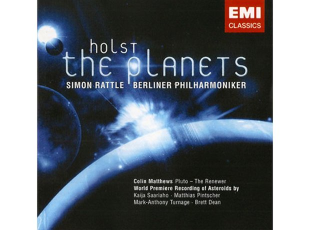 Holst, The Planets - The Berlin Philharmonic's best ...