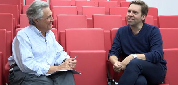 John Suchet interviews Leif Ove Andsnes