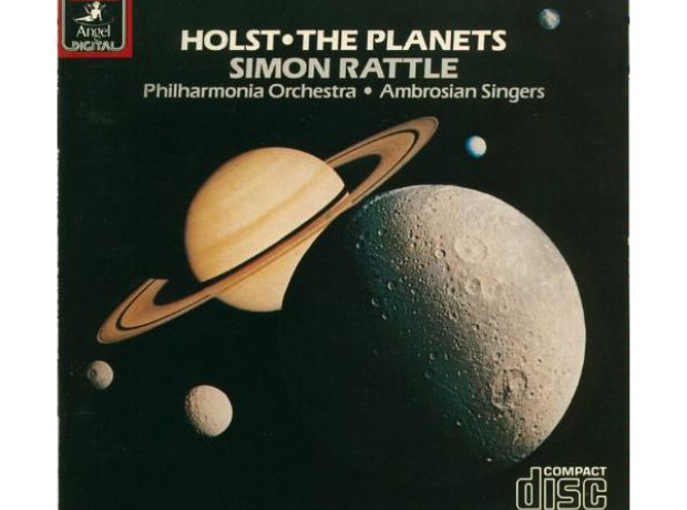 rattle holst planets