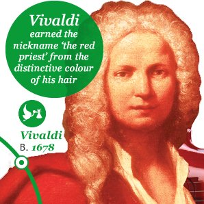 Vivaldi: biography, music and videos