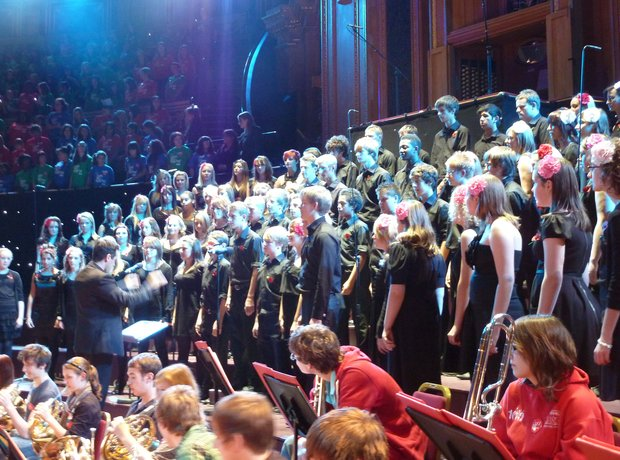Thomas Telford School Choir