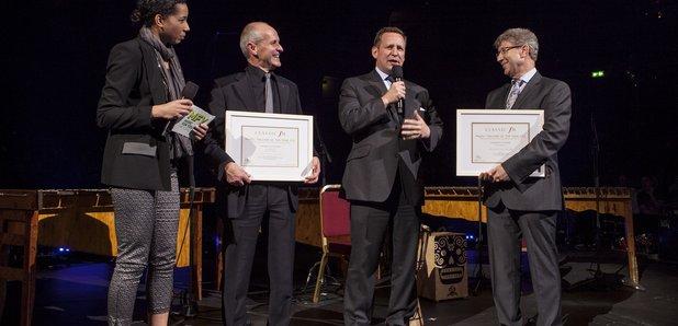 Music teachers honoured in MTOTY awards at Schools