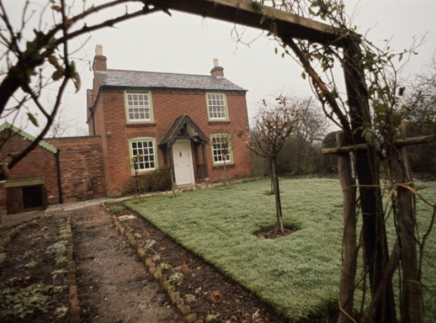 edward elgar's house birthplace