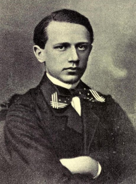 young tchaikovsky child