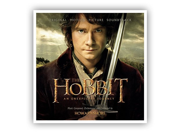 hobbit album cover