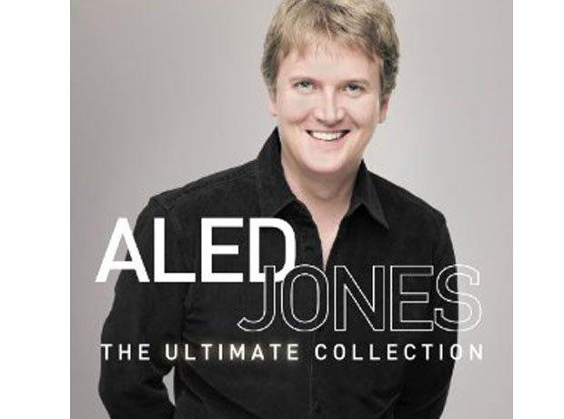 Aled Jones album cover