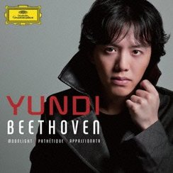 Beethoven: Pathetique; Moonlight; Appassionata, Yu