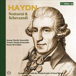 Haydn: Notturni & Scherzandi