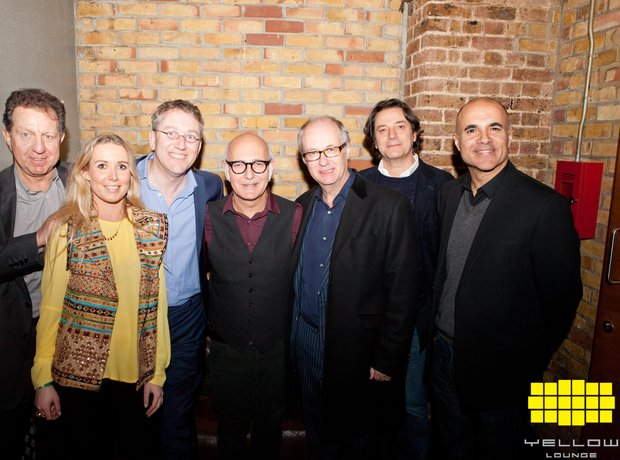 Einaudi at London's Yellow Lounge