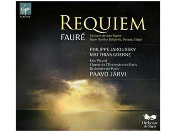 Fauré, Pavane Opus 50, Paavo Järvi, Orchestre de P