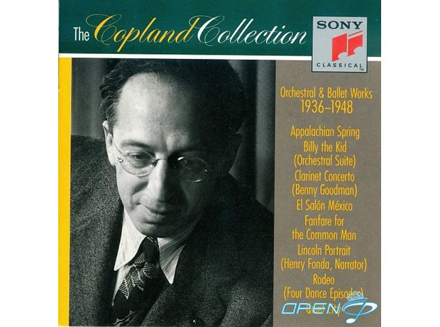 Copland, Fanfare for the Common Man