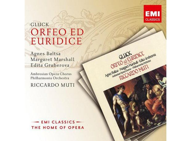 221 Gluck, Orfeo and Euridice, by Riccardo Muti