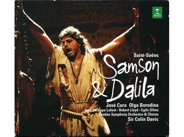 281 Saint-Saëns, Samson and Deliliah, by José Cura