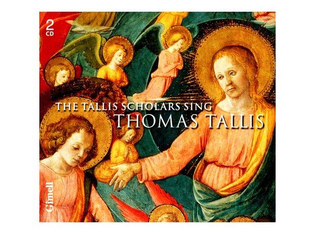 Tallis Spem in Alium by The Tallis Scholars album cover