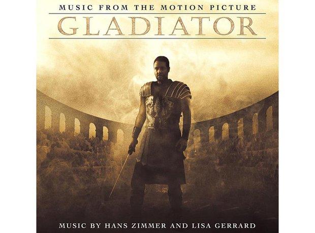 Zimmer Gladiator (soundtrack) album cover